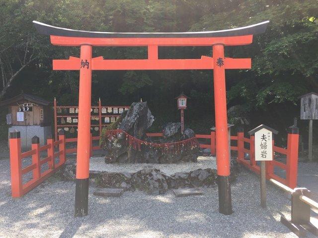 京都一の縁結びとも呼び声が高い、1,300年の歴史を持つ『出雲大神宮』
