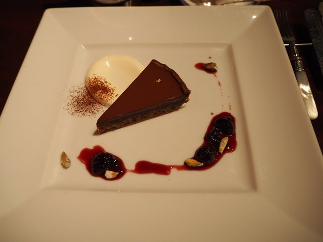 寒くなると食べたくなるチョコレートを『マリベル 京都本店』で食す!