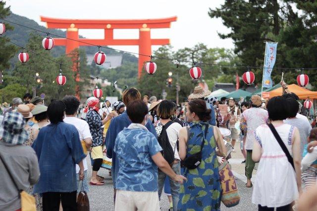 【左京ワンダーランド】今年の秋の大祭りは岡崎公園で10/24開催!「岡崎ワンダーマーケット2020」