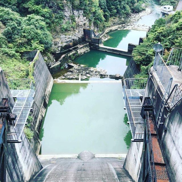 【京都ダムめぐり】四季折々の景観が楽しめる多目的ダム!秋にはもみじ祭も「大野ダム」