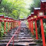 自然のパワーと癒しにあやかれる『貴船神社』でパワーチャージ!