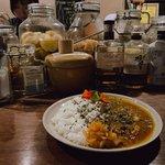 京都・木屋町松原の Bar『KAO』でチャクラが開くスパイスカレーに出会いました