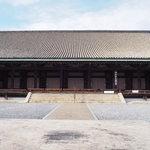 通し矢で有名な『三十三間堂』のお堂は本当に長かった!
