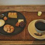 【京都カフェ】ほっこりする焼き菓子と温かい雰囲気のカフェ「歩粉 hoco」