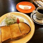 【京都モーニングめぐり】朝7時オープン◎老舗仕込みの正統派喫茶店「やまもと喫茶」