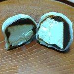 【京都スイーツ】とろけるおいしさがたまらない!人気のカフェオレ大福「喜久春」【長岡京市】