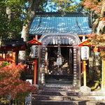 別名「紅葉寺」とも呼ばれる、修学院の『赤山禅院』