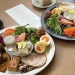 【京都カフェ】ミュージアムカフェで楽しむ♩季節野菜たっぷりの鮮やかおかずプレート『ENFUSE』