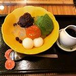【京都甘味めぐり】手づくりあんみつといえばココ!滋味深い素材の美味しさ「みつばち」