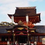 日本三大八幡宮の一つ 戦勝の神『石清水八幡宮』