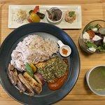 発酵食品の組み合わせに驚きがいっぱい『漬×麹 Haccomachi』のワンプレートディナー