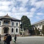 【京都ぶらり】いにしえの『京の台所』☆龍谷大学大宮キャンパス内「平安京東市跡」