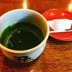 【京都抹茶】新年の和菓子『花びら餅』をお供に☆創業300年老舗「一保堂茶舗嘉木」