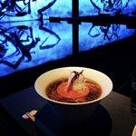 【京都ランチ】チームラボのデジタルアート空間ラーメン「Vegan Ramen UZU KYOTO」