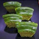 【京都抹茶】限定販売の抹茶バウムクーヘンと濃厚チョコレートでティータイムが楽しくなる♪「中村藤吉本店」