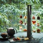 高級チョコの食べ比べ「THE THOUSAND KYOTO」のアフタヌーンティー
