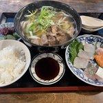 【京都】元魚屋の目利きが光る!魚がうまい、うどん屋さん「うどん えんどう」