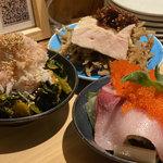 【京都居酒屋】目で見て楽しい、体も喜ぶ、新感覚〝漬け野菜〟『イソイズム』