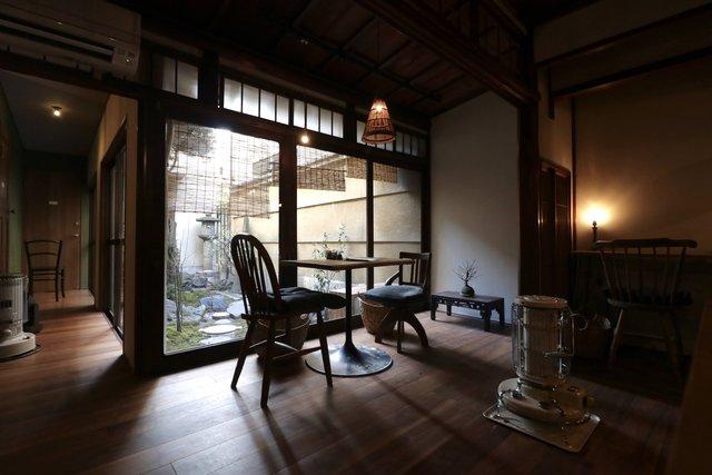 町家再生のお手本のようなカフェ☆余裕のスペースで寛ぐ「cafe origi(カフェ オリジ)」【京都西陣】