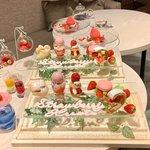 【ホテルスイーツ】Strawberry Sweets Fair 2021「リーガロイヤルホテル京都」