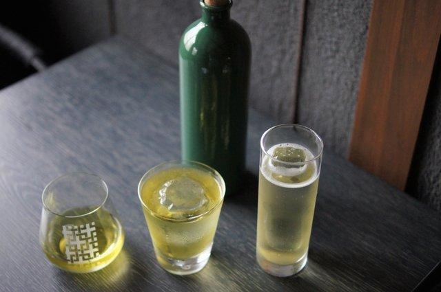 京都「祇園 北川半兵衞」が開発した新感覚 緑茶のリキュール『有楽』とは?
