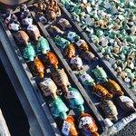 【京都おみやげ】信楽たぬきや激安陶器の品ぞろえ抜群☆浄瑠璃寺門前「わらじや」