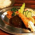 【京都ランチ】昭和レトロな銀皿洋食が驚愕760円!昔ながらの人気店「ますや」