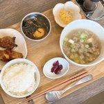 【京都西京極】「くじら食堂」はおいしくアットホームな定食屋