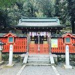 【京都嵐山】渡月橋スグ☆お酒の神様で知られる松尾大社摂社「櫟谷宗像神社」