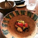 【京都ランチ】巧みなハーブ&スパイス料理☆内装細部に宿る独創性「Maker」