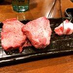 【京都焼肉】中央市場スグの人気店!塊肉好きが唸る厚切りシリーズも「文屋」