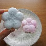 飾らない美味しさ『京都三条菓子司 寛永堂』の「花千歳」