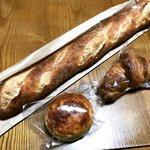 【京都パン】烏丸御池スグ☆もちもち焼カレーパン人気「ブーランジェリーモリモリ」