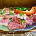 【京都焼肉】上質で美味しいお肉をお手頃に★『七輪焼KANEKO』