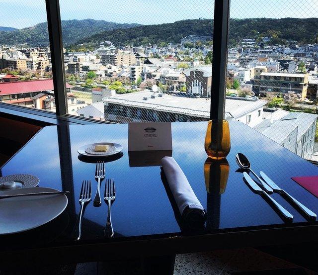 【新店】3月開業☆世界2号店『フォションホテル京都』の絶景フレンチレストラン