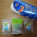今年の端午の節句には『京都祇園 萩月』の「鯉あられ」を用意しませんか?