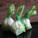 【京都抹茶スイーツ】新緑の季節 限定販売~緑山薫風と洛風~『鼓月』