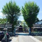【京都ぶらり】水運の要衝☆淀城跡に隣接する産土神「與杼(よど)神社」