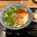 【新店】5月オープンの本場中国手打ちラーメン☆京都大学スグ「百萬蘭州拉麺」
