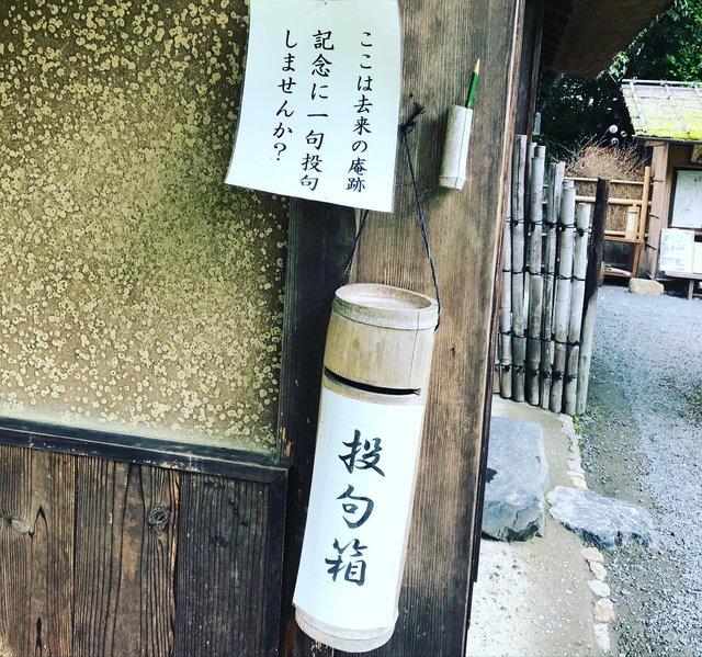 【京都ぶらり】プレバト俳句ファン必訪!松尾芭蕉ゆかりの草庵で一句「落柿舎」