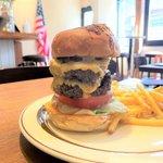 美味しさ弾ける平井牛100%パテ!ハンバーガー専門店「Olu Burger Kyoto(オルバーガー京都)」
