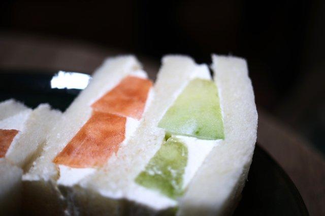 フルーツサンドで始まる季節感☆衰えない人気「市川屋珈琲」【京都・東山】