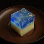 【花手水が和菓子に】SNSがつなぐ縁。「柳谷観音」の花手水をイメージした美しい和菓子