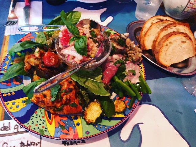 【京都イタリアン】前菜が『海の京都』カオス!圧倒的美味しさ「トラットリア・プルチネッラ」