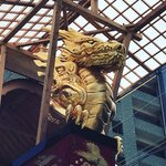 【2021京都祇園祭後祭】大船鉾を飾る『金龍』に注目☆山鉾建て風景まとめ