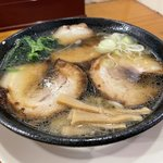 京都で塩らーめんと言えばココ!四条烏丸近くの名店「めんや 風花」