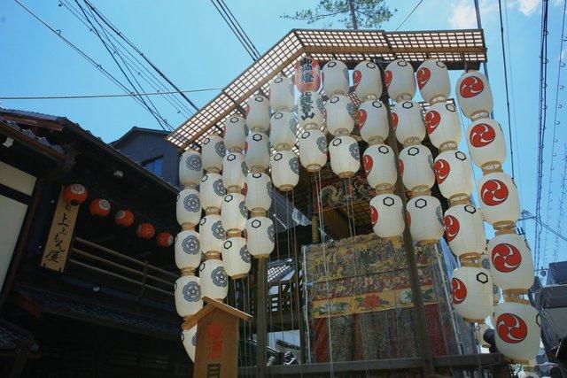 【祇園祭後祭2021】京の町を彩る華やかな「北観音山」と「屏風祭」