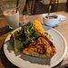 京都・仏光寺通りに佇む【町屋カフェ・マーブル】の手作りキッシュ
