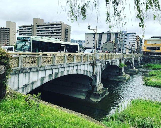 【京都建物ぶらり】鴨川に架かる最古の橋☆明治レトロなモダンさ残す「七条大橋」