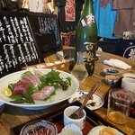 【京都和食】出町柳・美味しい魚と日本酒好きにはたまらない!『ビストロ割烹YAOYA』